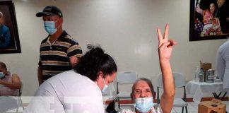 Jornada de vacunación voluntaria contra el COVID-19