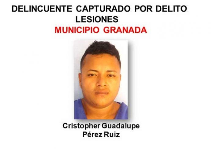 Siete 'fichitas' de Granada presos por cometer varios delitos