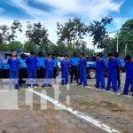 Captura de delincuentes por casos de peligrosidad en Nicaragua