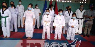 Nuevo espacio deportivo en Managua para taekwondo