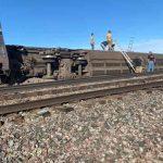 Descarrilamiento de tren deja al menos tres fallecidos en Estados Unidos