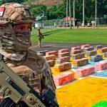 Senan de Panamá decomisa 2.875 paquetes de droga con destino a Europa