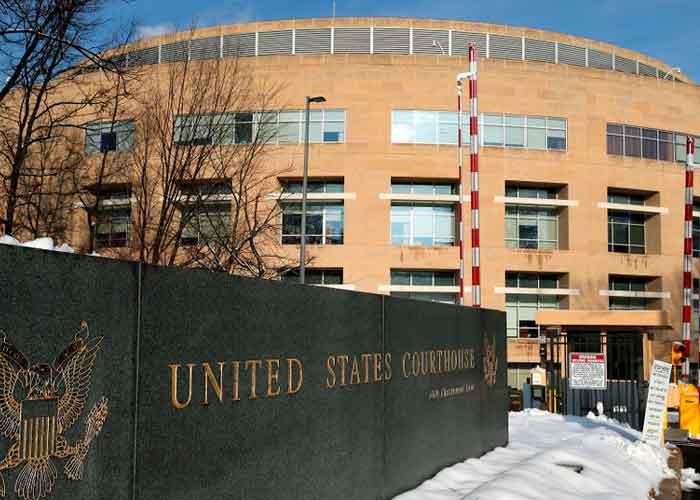 Tribunal de Distrito de los Estados Unidos en Greenbelt, Maryland