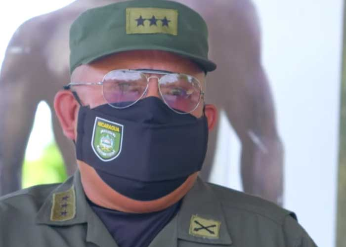 Formación militar del Ejército de Nicaragua, tema expuesto en Estudio TN8