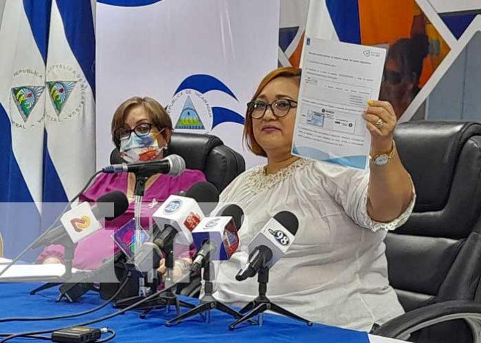 Notificación del CSE sobre calendario electoral y elecciones 2021