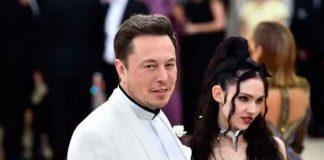 Elon Musk le pone fin a su relación con Grimes