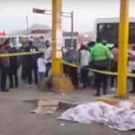 Mujer embarazada es asesinada a balazos en Puente Piedra, Perú