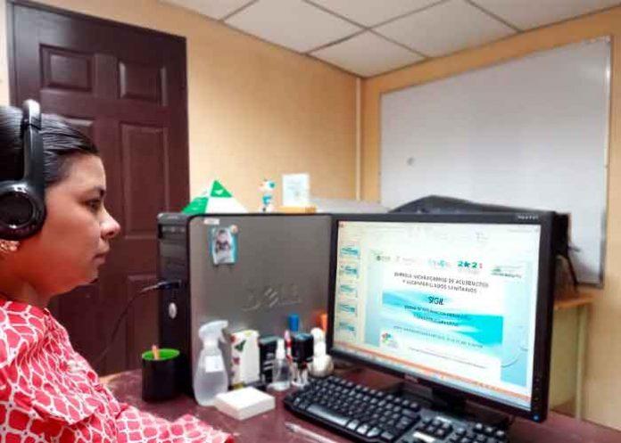 Nicaragua participó en taller virtual con países FOCARD-APS
