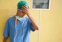 Canadá: Hombre golpeó a enfermera por vacunar contra la covid a su esposa