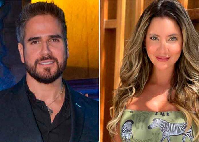 ¡Por fin! Daniella Álvarez y Daniel Arenas gritan su amor a los cuatro vientos