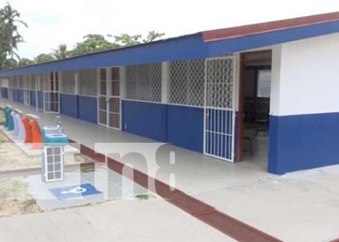 Escuelas de Nicaragua con gran inversión
