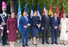 Celebramos Bicentenario de Independencia de Centroamérica en España