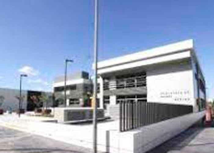 Fotografía de la estación policial en Mérida