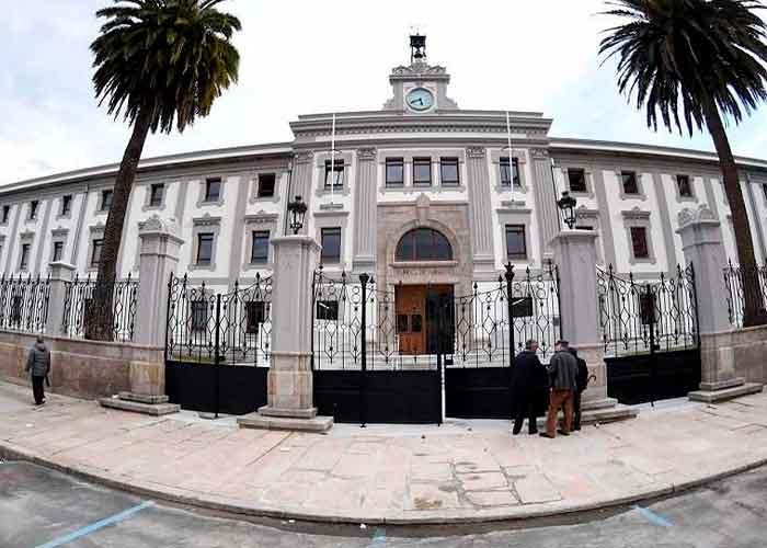 Sede de la Audiencia Provincial en A Coruña