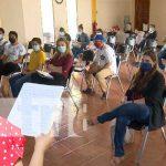 Charla para estudiantes universitarios sobre el medio ambiente