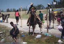 Texas inicia expulsión masiva de migrantes haitianos