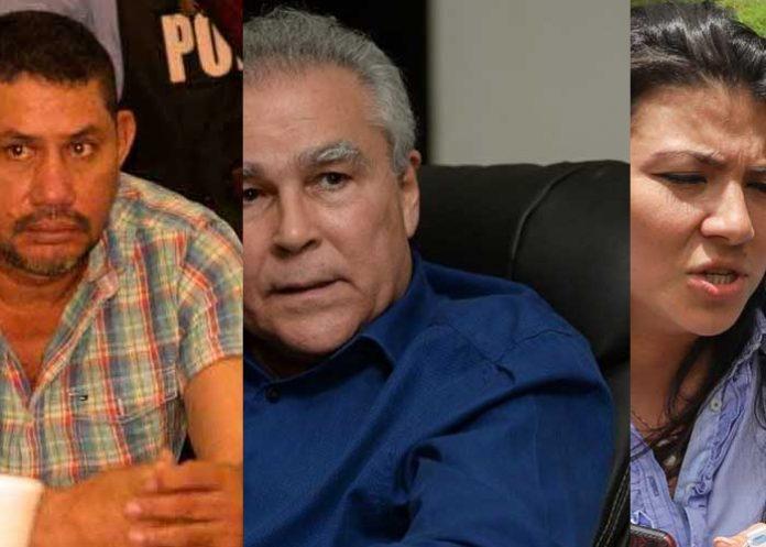Acusan por delitos contra Nicaragua a Noel Vidaurre, Pedro Joaquín Mena y María del Socorro Oviedo
