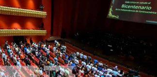 Italia saluda los 200 años de independencia de Centroamérica