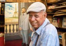 Imagen del maestro Arnoldo Guillén, quien falleció este lunes
