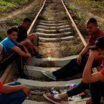 """Varios hondureños en busca del """"sueño americano"""""""