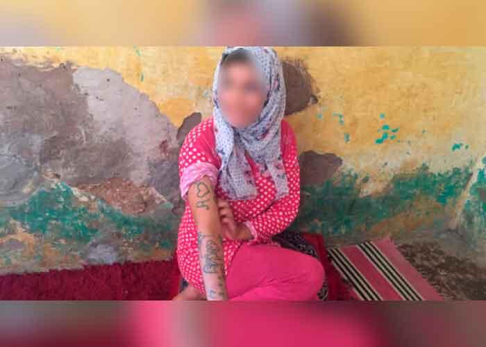 Menor de edad en Marruecos que secuestraron , violaron , torturaron por  varios hombres