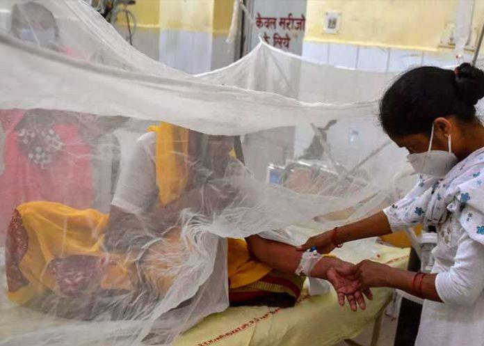 """""""Misteriosa"""" fiebre que afecta principalmente a los niños en la India."""