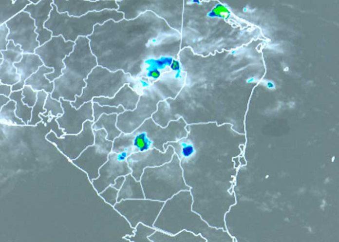 Conferencia de prensa del INETER sobre el clima, las lluvias y otros datos