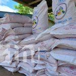 Productores reciben bono de maíz en San Carlos