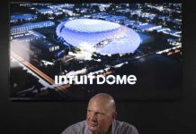 clippers, intuit dome, los angeles, nba, deporte,