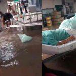 Desborde de río Tula en México inunda hospital y deja 16 muertos