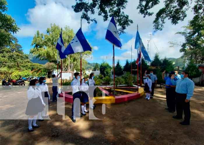 Conmemoran Bicentenario de Nicaragua y la Batalla de San Jacinto en Jinotega