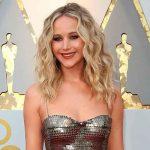 Jennifer Lawrence anuncia su embarazo
