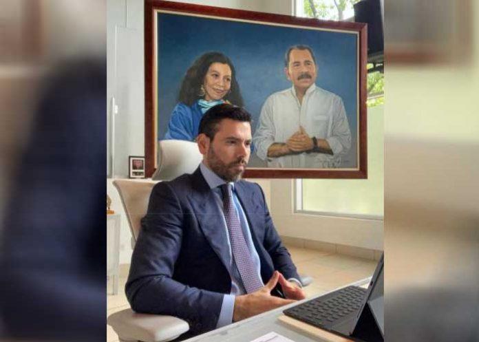 Nicaragua en conferencia con el Consejo de Comercio Exterior de México