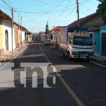 Calles para León