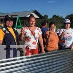 Brindan apoyo por afectaciones tras tornado en León