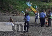 Hombre muerto por sumersión en las playas de Las Peñitas - Poneloya