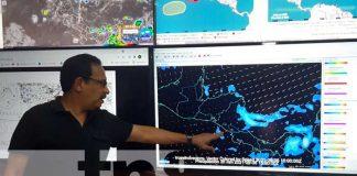 Conferencia de prensa del INETER sobre lluvias para esta semana