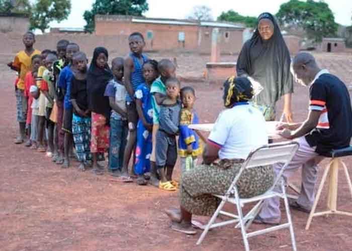 La malaria causa más de 400.000 muertes al año en el mundo.