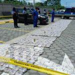 Incautación de más de 900 libras de marihuana en Managua