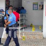 Lugar donde ocurrió un robo seguido de homicidio en Matagalpa