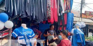 Mercado de Masaya con descuentos en saludo al Bicentenario