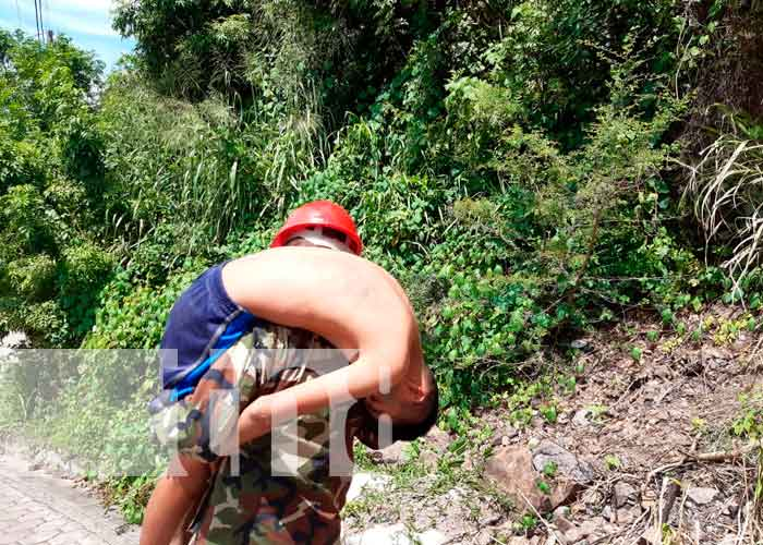 Tercer ejercicio en Matagalpa