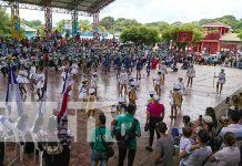 Acto cultural en Matiguás por el Bicentenario de la Independencia
