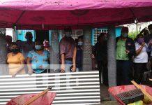 MEFCCA entrega materiales de construcción a productores de Matiguás