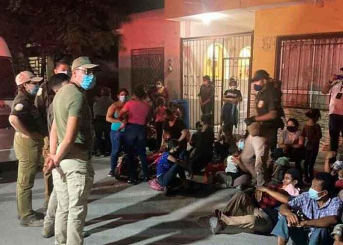 Rescatan en México a 22 migrantes que habían sido secuestrado