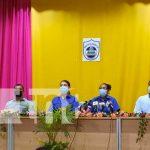 Ministerio de Gobernación informa de las actividades realizadas en sus dependencias
