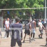 Actividad recreativa en honor a la patria con direcciones del MIGOB en el sistema penitenciario de Tipitapa