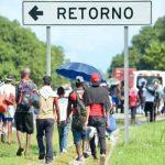 Guardia Nacional detiene a migrantes en operativo en el sur de México