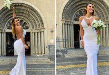 Modelo se casa con ella misma luego de varias relaciones fallidas