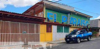 """Motel """"El Paraíso"""", donde una mujer fue encontrada muerta"""